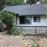 2 bdrm Cabin For Rent on Peachland Road, Boonville